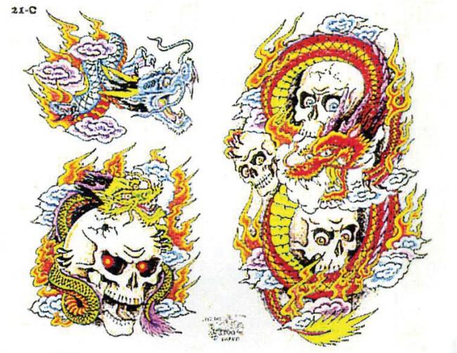 картинки тату разное