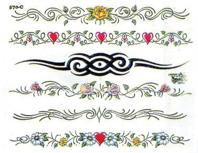 Татуировки браслет на руку эскизы