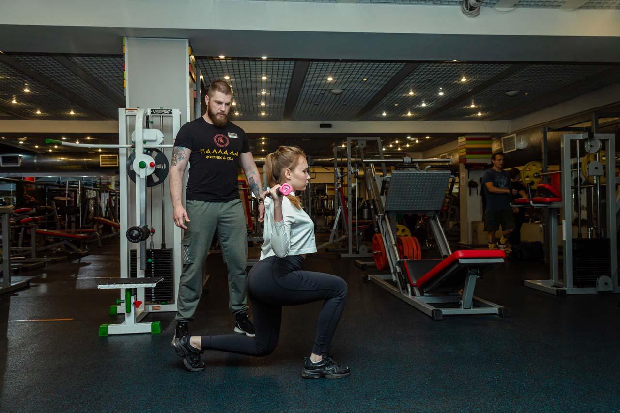 фитнес клубы москвы программа похудения